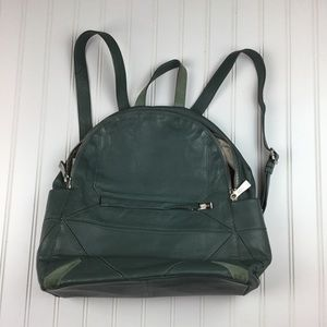 Sorial Candace 100% Leather Mini Backpack